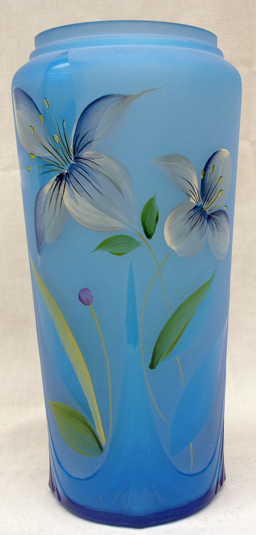 Fenton Purple Vase Vases Sale