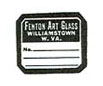 Fenton Label 1940