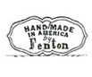 Fenton Label 1939 to 1948